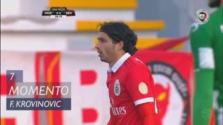 SL Benfica, Jogada, F. Krovinovic aos 7'