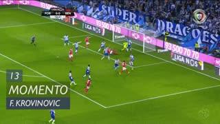 SL Benfica, Jogada, F. Krovinovic aos 13'