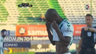 Vitória FC, Jogada, Edinho aos 85'