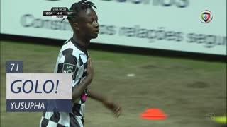 GOLO! Boavista FC, Yusupha aos 71', Boavista FC 4-0 Vitória FC