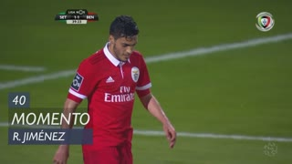 SL Benfica, Jogada, R. Jiménez aos 40'