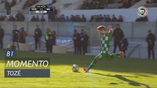Moreirense FC, Jogada, Tozé aos 81'