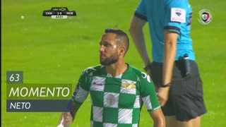 Moreirense FC, Jogada, Neto aos 63'