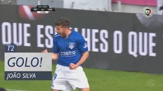GOLO! CD Feirense, João Silva aos 12', CD Feirense 1-1 Vitória SC