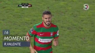 Marítimo M., Jogada, Ricardo Valente aos 16'