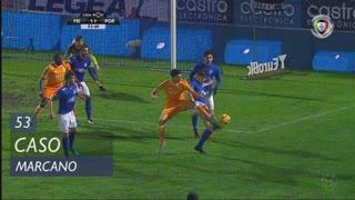 FC Porto, Caso, Marcano aos 53'