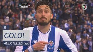 GOLO! FC Porto, Alex Telles aos 8', FC Porto 1-0 CD Aves