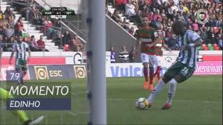 Vitória FC, Jogada, Edinho aos 79'