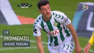 Vitória FC, Jogada, André Pereira aos 14'