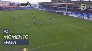 Boavista FC, Jogada, Mateus aos 42'