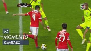 SL Benfica, Jogada, R. Jiménez aos 62'
