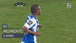 FC Porto, Jogada, A. Waris aos 65'