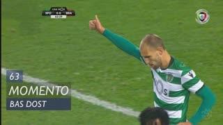 Sporting CP, Jogada, Bas Dost aos 63'