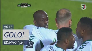 GOLO! Vitória FC, Edinho aos 90'+5', Vitória FC 1-1 Sporting CP