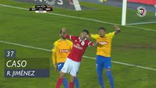 SL Benfica, Caso, R. Jiménez aos 37'