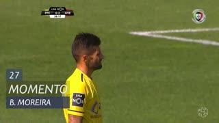 FC P.Ferreira, Jogada, Bruno Moreira aos 27'