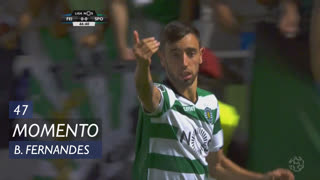 Sporting CP, Jogada, Bruno Fernandes aos 47'