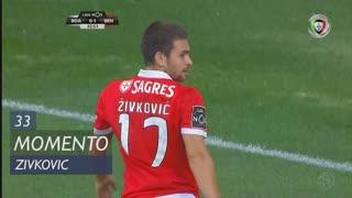 SL Benfica, Jogada, A. Zivkovic aos 33'