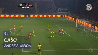 SL Benfica, Caso, André Almeida aos 44'