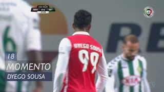 SC Braga, Jogada, Dyego Sousa aos 18'
