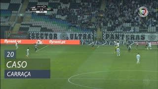 Boavista FC, Caso, Carraça aos 20'