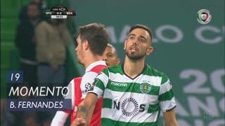Sporting CP, Jogada, Bruno Fernandes aos 19'