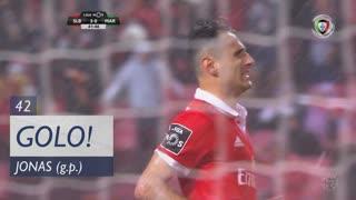 GOLO! SL Benfica, Jonas aos 42', SL Benfica 4-0 Marítimo M.