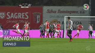 SC Braga, Jogada, Danilo aos 77'