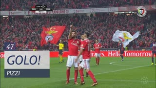 SL Benfica, Pizzi aos 47', SL Benfica 3-0 GD Chaves