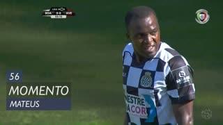 Boavista FC, Jogada, Mateus aos 56'