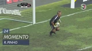 Marítimo M., Jogada, Rodrigo Pinho aos 24'
