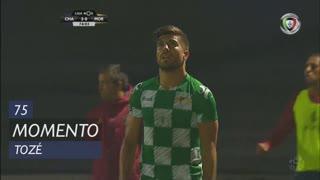 Moreirense FC, Jogada, Tozé aos 75'