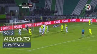 Vitória FC, Jogada, Gonçalo Paciência aos 90'+5'