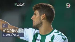 Vitória FC, Jogada, Gonçalo Paciência aos 5'