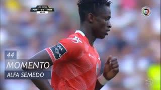 Moreirense FC, Jogada, Alfa Semedo Esteves aos 44'