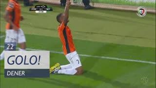 GOLO! Portimonense, Dener aos 22', Portimonense 2-1 Vitória FC
