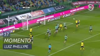 FC P.Ferreira, Jogada, Luiz Phellype aos 57'