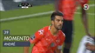 Moreirense FC, Jogada, André Micael aos 39'
