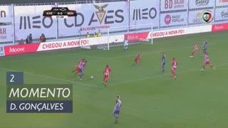 SL Benfica, Jogada, Diogo Gonçalves aos 2'
