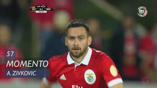 SL Benfica, Jogada, A. Zivkovic aos 57'