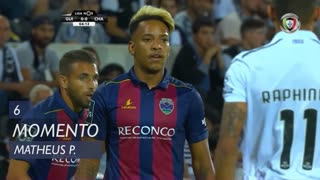 GD Chaves, Jogada, Matheus Pereira aos 6'