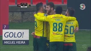 GOLO! FC P.Ferreira, Miguel Vieira aos 7', CD Aves 0-1 FC P.Ferreira