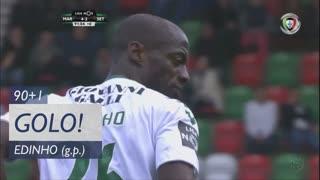 GOLO! Vitória FC, Edinho aos 90'+1', Marítimo M. 4-2 Vitória FC
