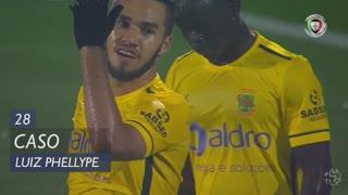 FC P.Ferreira, Caso, Luiz Phellype aos 28'
