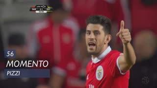 SL Benfica, Jogada, Pizzi aos 56'
