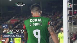 Marítimo M., Jogada, Rodrigo Pinho aos 63'