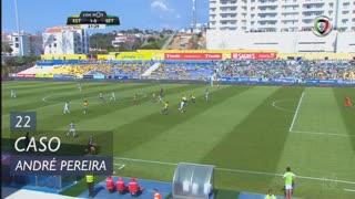 Vitória FC, Caso, André Pereira aos 22'