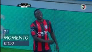 CD Feirense, Jogada, O. Etebo aos 71'