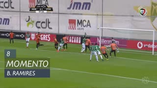 Moreirense FC, Jogada, Bruno Ramires aos 8'