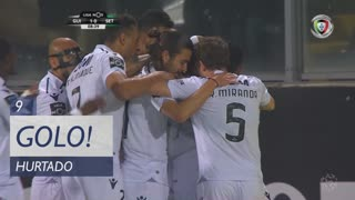 GOLO! Vitória SC, Hurtado aos 9', Vitória SC 1-0 Vitória FC